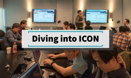 First developers' workshop of 2019 teaches the basics of ICON DApp development