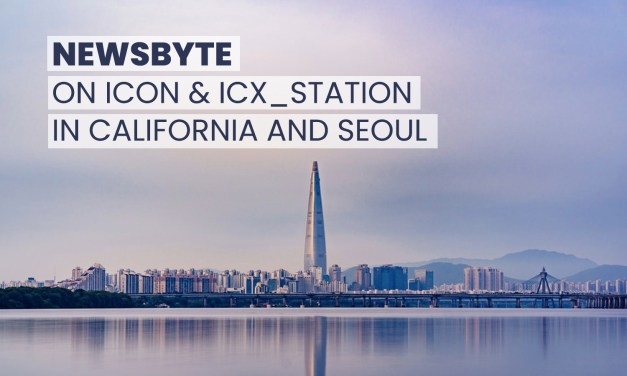 Meet ICON and ICX_Station in California and Seoul!