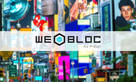 Why weBloc Wants to be Your P-Rep