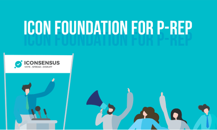 ICON Foundation Jumps In The P-Rep Race
