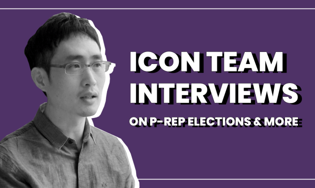 ICON Team Interview: On P-Rep Elections and ICON vs ICONLOOP
