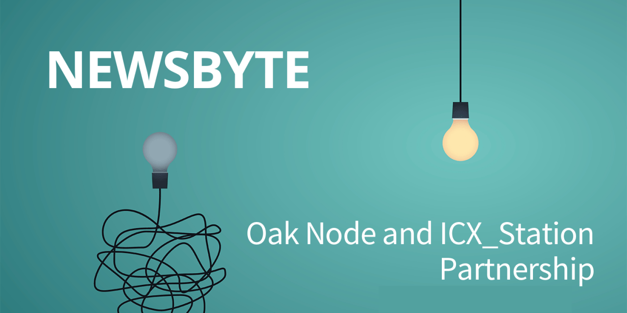 More Focus on Ecosystem Expansion Thanks to Oak Node's P-Rep Infra