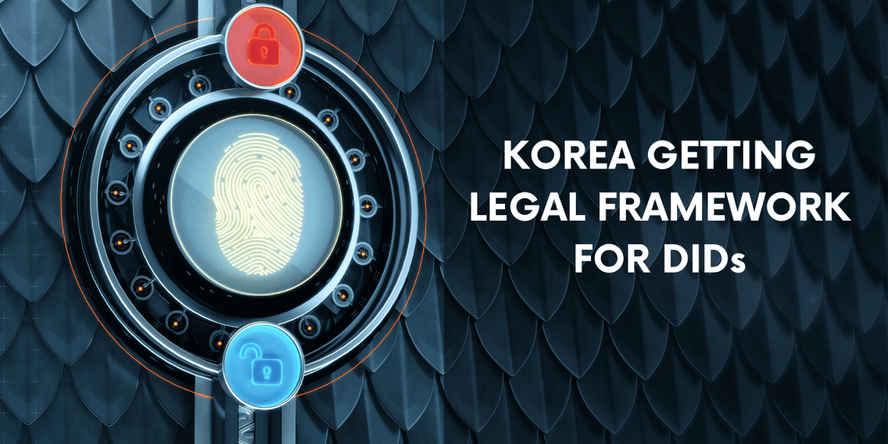 Korean Financial Watchdog Moves to Mainstream DID