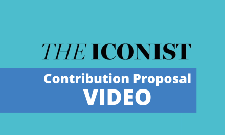 VIDEO: Watch The Iconist's Contribution Proposal