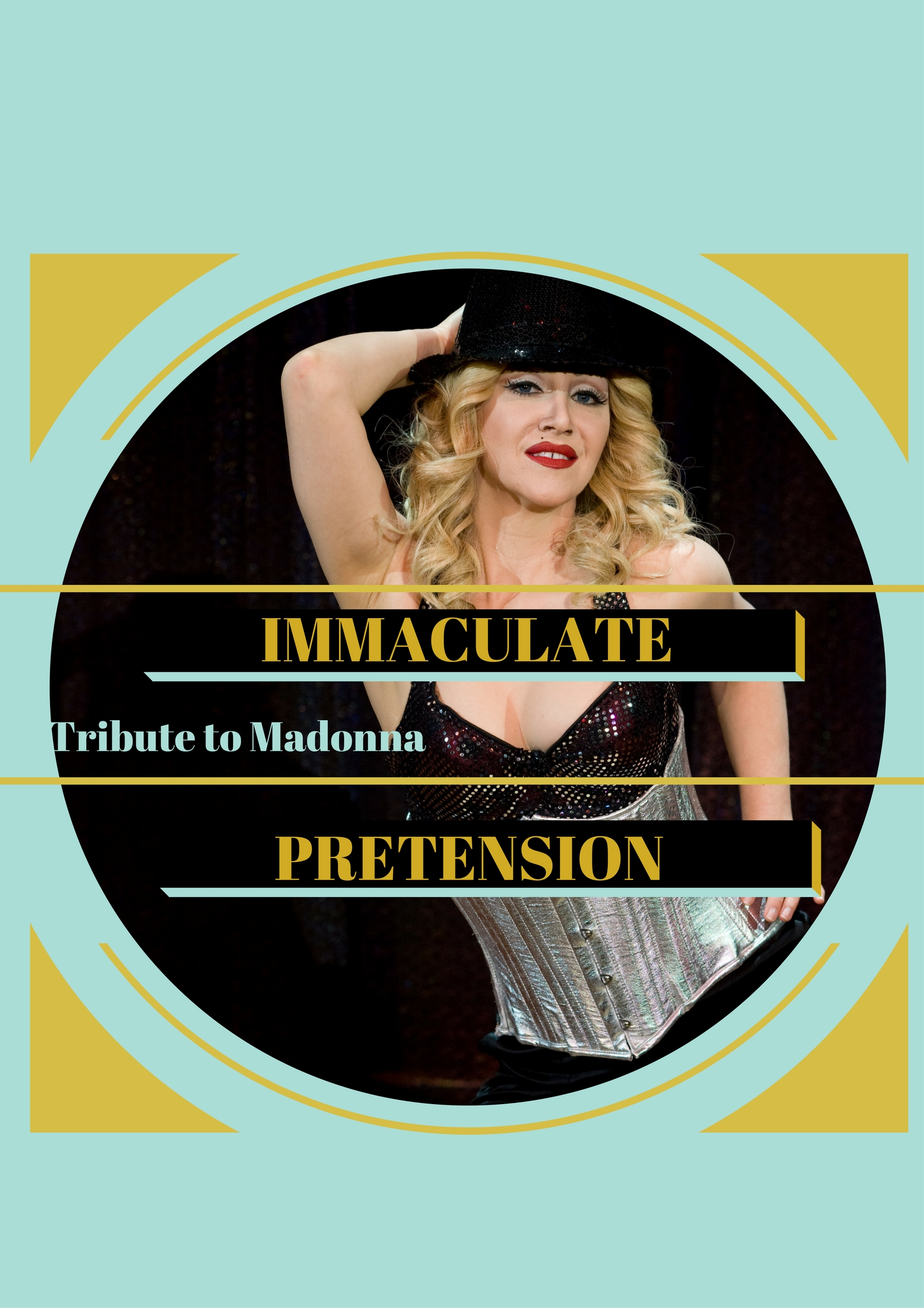 See the Immaculate Pretension, Coty Alexander's tribute to Madonna at SummerfestBrea festival in Brea, CA. June 3rd, 2017