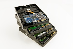 Protecting the hard drive of a laptop and a desktop computers