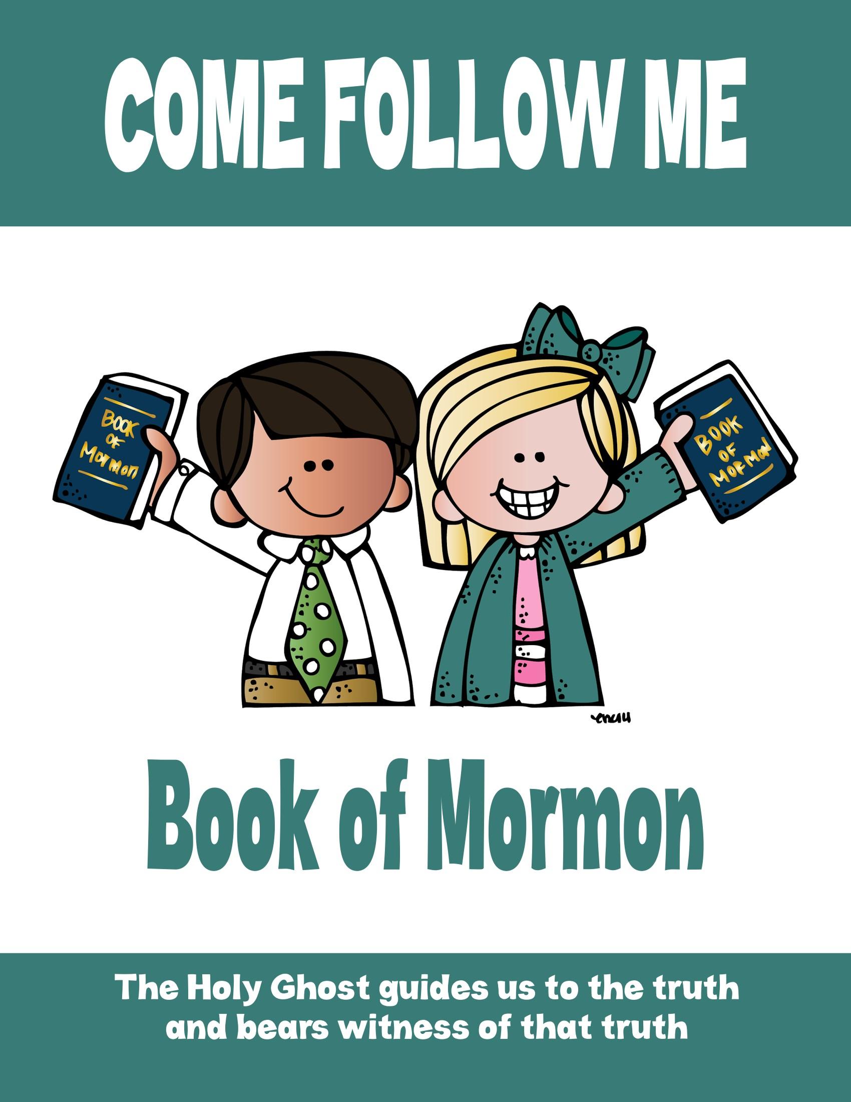 Come Follow Me Book Of Mormon
