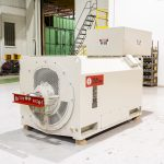 Horizontal Synchronous Generator