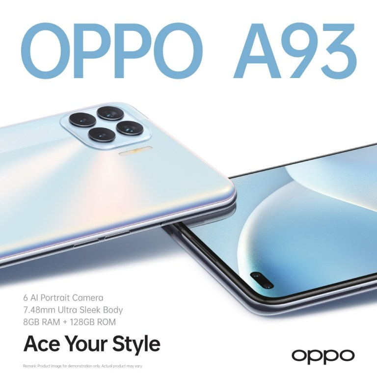OPPO A93 is Coming to Malaysia Soon – Rebrand of OPPO F17 Pro?