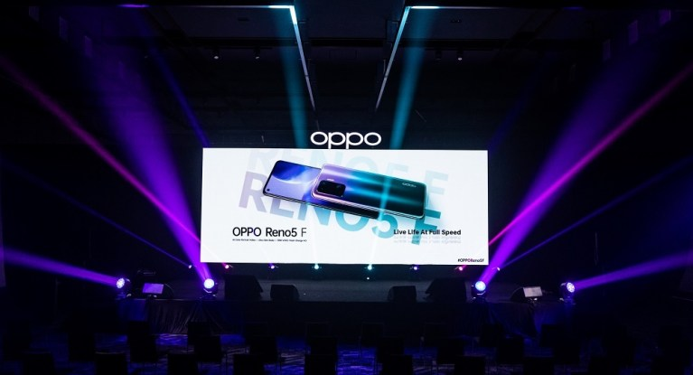OPPO Reno5 F Launched in Malaysia at RM 1,199 – MediaTek Helio P95 & VOOC Super Charge 4.0