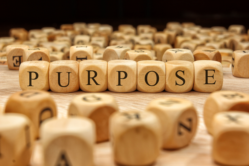 Discovering Purpose: Start with Volume