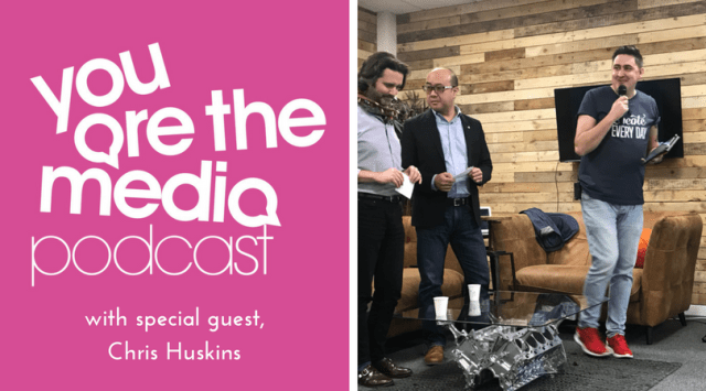 Podcast Questions You Were Too Embarrassed To Ask With Chris Huskins