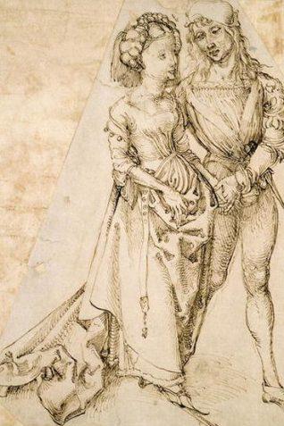 Albrecht Dürer, The Lovers, 1492-3, pen and brown ink on white paper, Hamburger Kunsthalle, Hamburg
