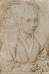 Petrus Christus, Portrait of a lady, Museum Boijmans van-Beuningen, Rotterdam