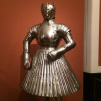 The most impractical armour in the world, dating from around 1526