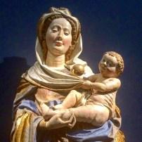 15th century Madonna and Child
