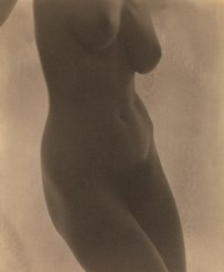 Alfred Stieglitz, Georgia O'Keeffe - Torso, 1918, National Gallery of Art, Washington