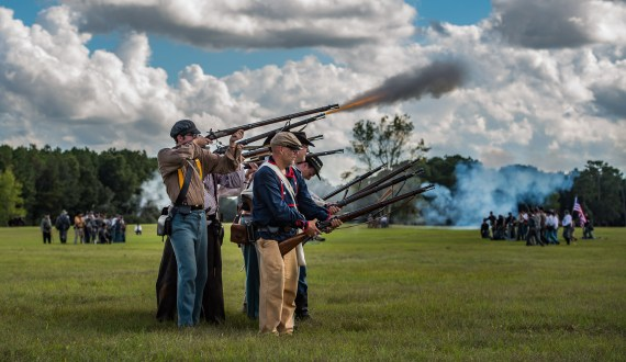Re-enactment Time in Florida