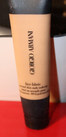 GIORGIO ARMANI FACE FABRIC RADIANCE 1 (80% left or so) - 30 USD