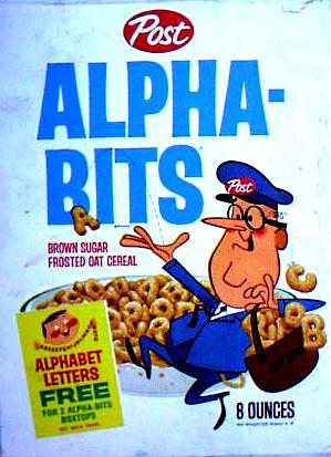 Image result for alphabits