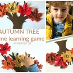Autumn Tree Leaves Name Learning The Imagination Tree