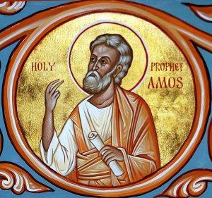 prophet amos