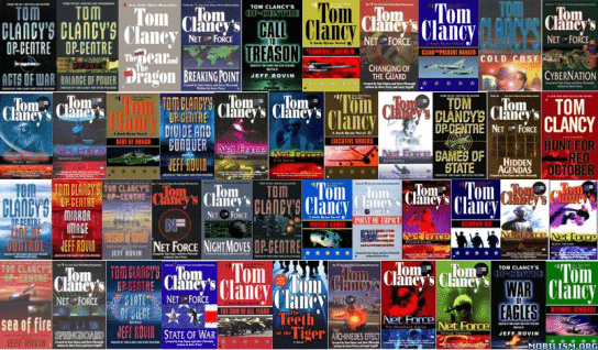 all_tom_clancy_books