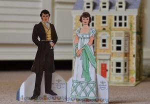 Jane Austin Paper Dolls