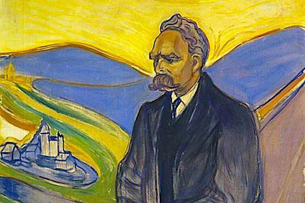 Behold the Demon: Nietzsche as Destroyer