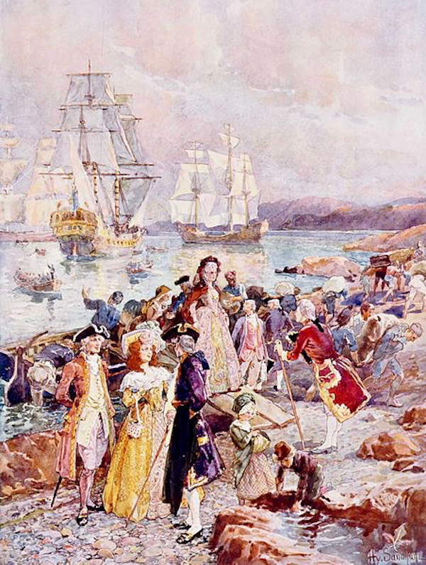 The Yachtsman And The Revolution The Imaginative Conservative