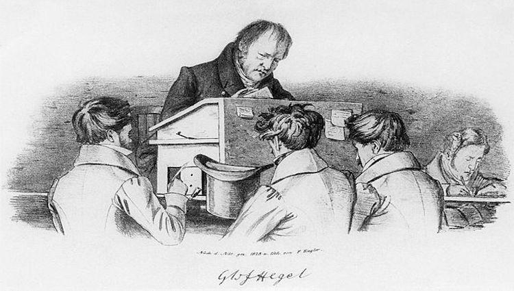 Hegel's Romance of Reason