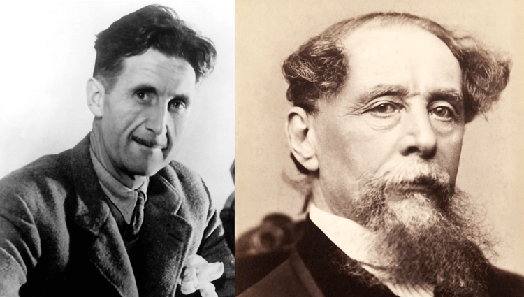 George Orwell on Charles Dickens and Revolutions