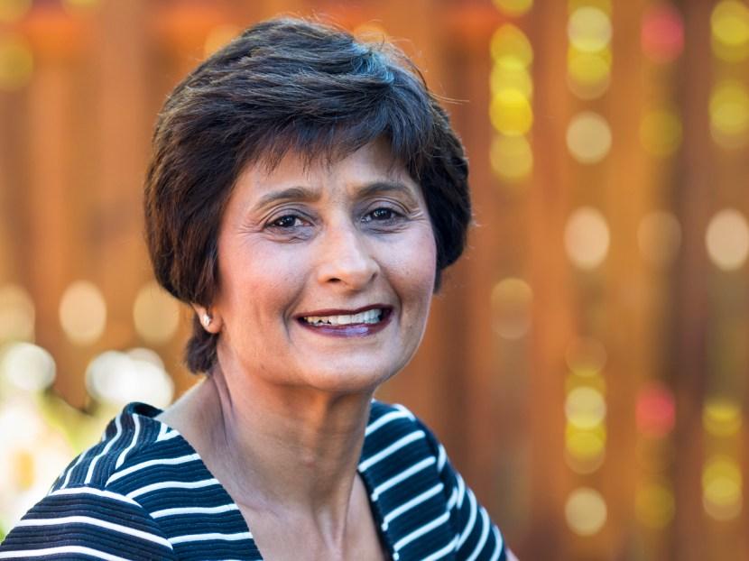 Professor Malini Johar Schueller