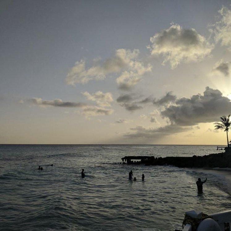 Barbados Sunset Beach
