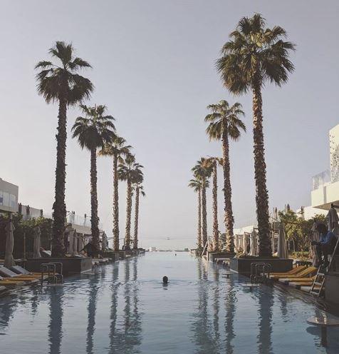 Pool Five Palm Jumeirah