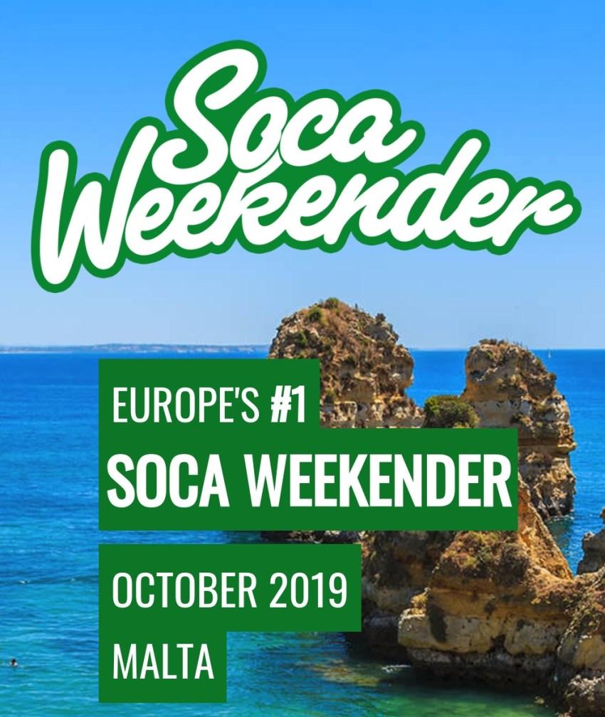 Soca Weekender 2019