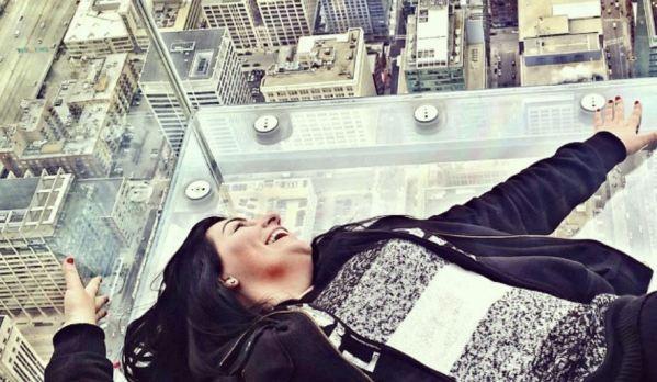 Girl in Chicago