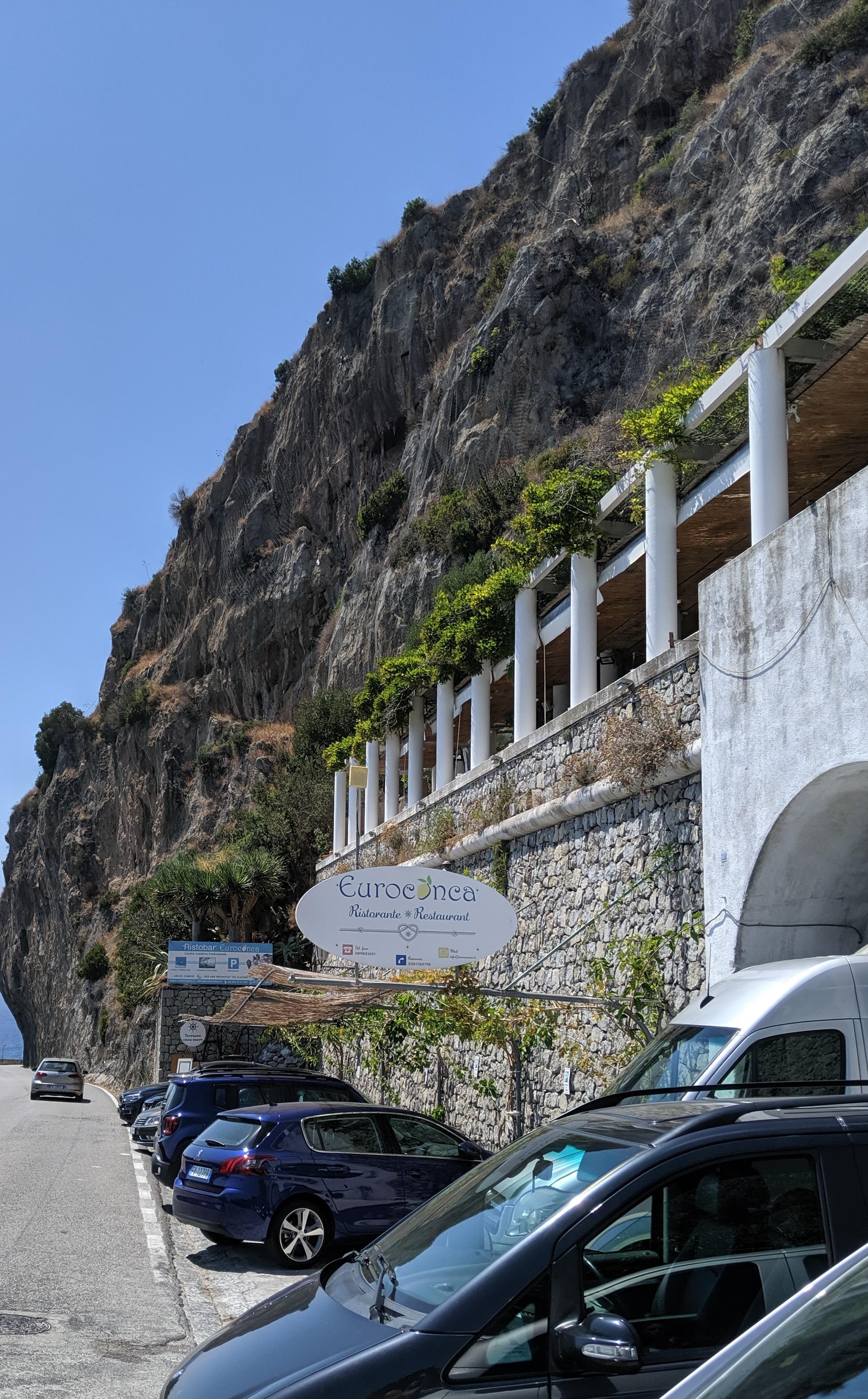 Day Trip Naples to Amalfi