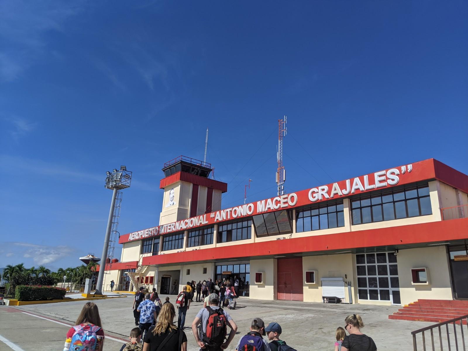 Santiago de Cuba Airport