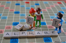 1) The Alphabet