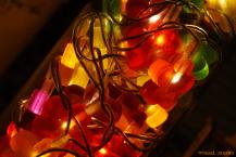 14) Light in glass