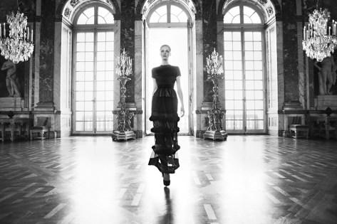 Daria Strokous - Dior Secret Garden Campaign, 2012