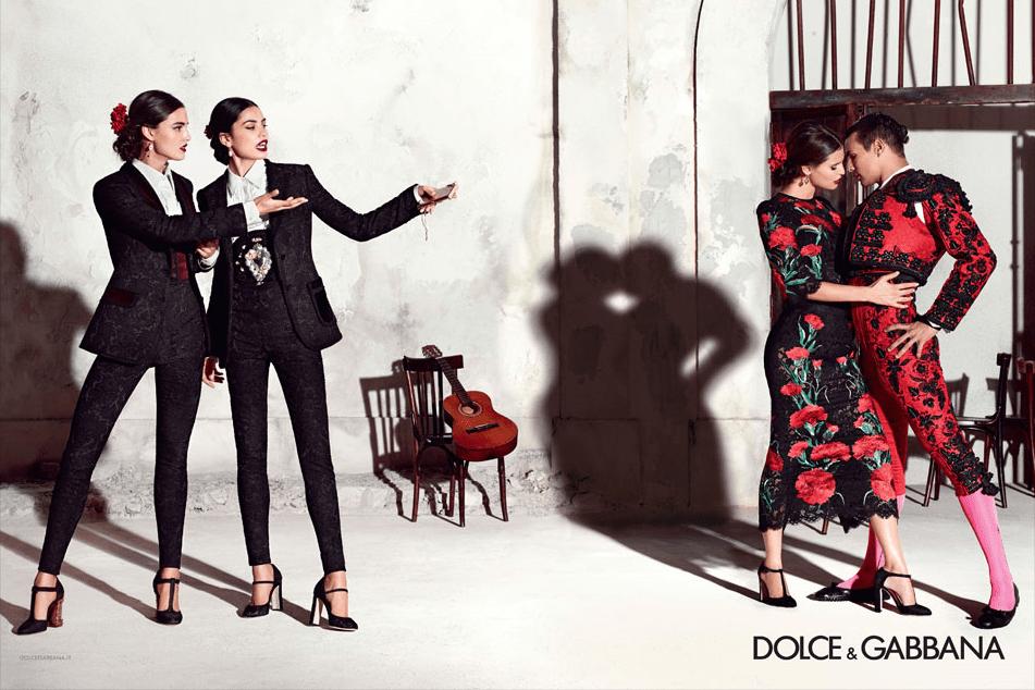 Dolce-Gabbana-spring-2015-the-impression-4