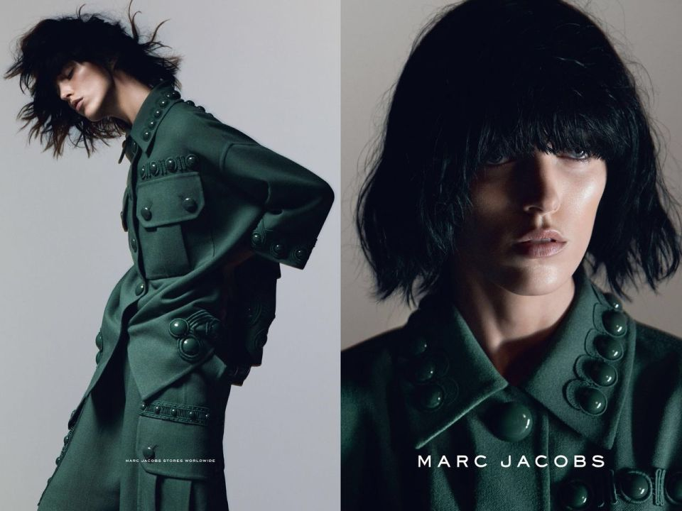 Marc Jacobs Spring 2015 ad campaign the impression