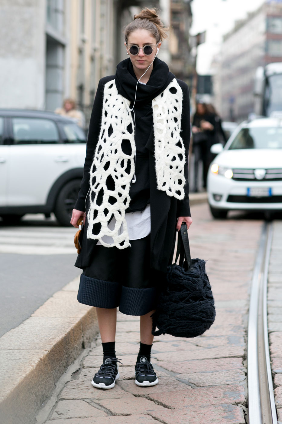The Best Of Milan Fashion Week Street Style 2015 Day 4