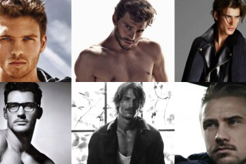 Top male models photo