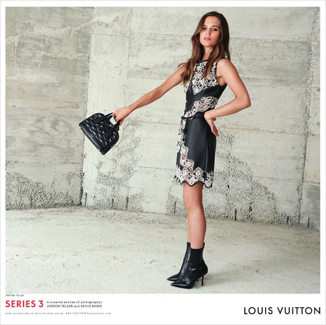 louis vuitton ad campaign Jennifer Connelly, Alicia Vikander and Rianne Van Rompaey fall 2015 photo