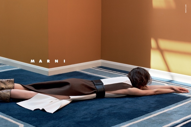 Marni Fall 2015 ad campaign photo