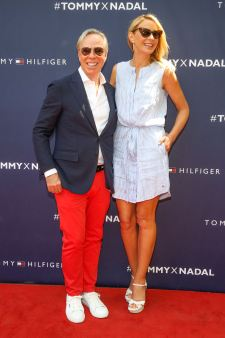Tommy and Dee Hilfiger