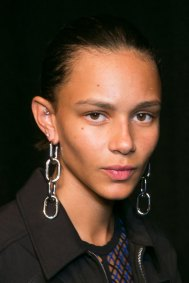 Alexander Wang Beauty-spring-2016-fashion-show-the-impression-44